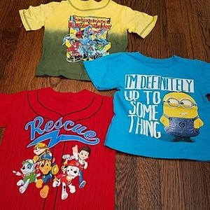 2T Tshirt Lot